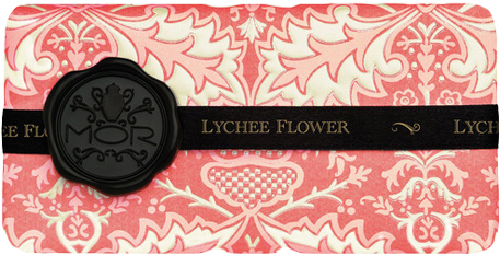 MOR Emporium Collection Lychee Flower Body Wash Lotion Hand Cream Bar Soap